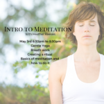 Intro to Meditation