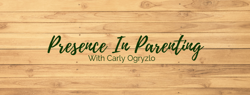 Presence-In-Parenting