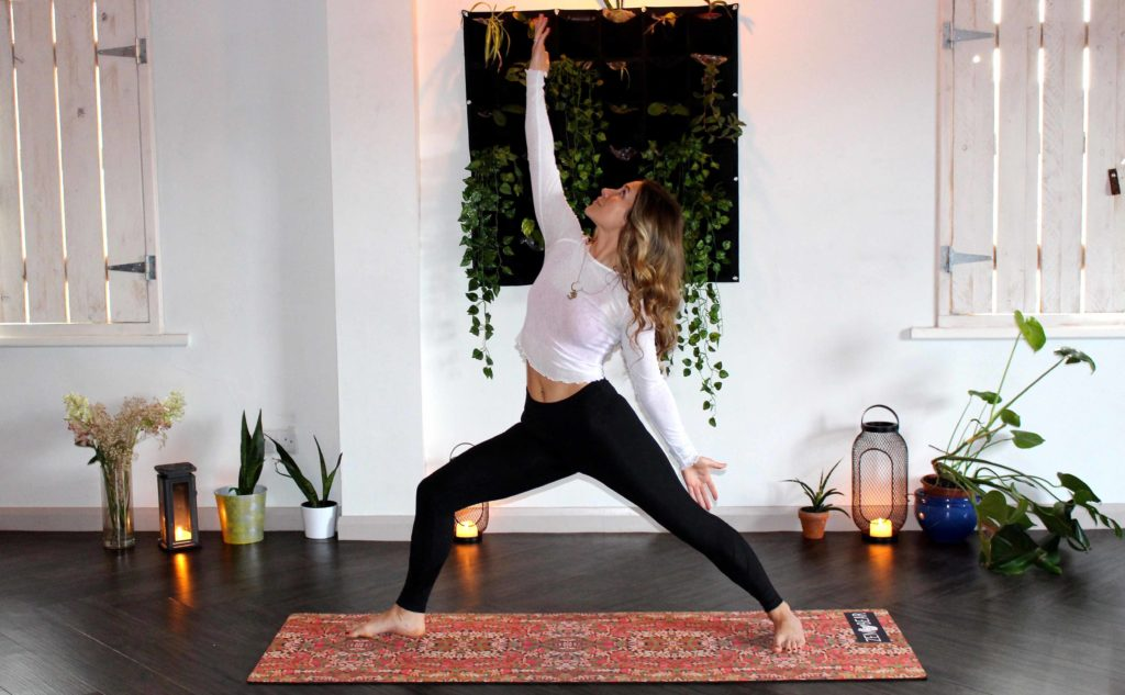 Creating a yoga sanctuary at home
