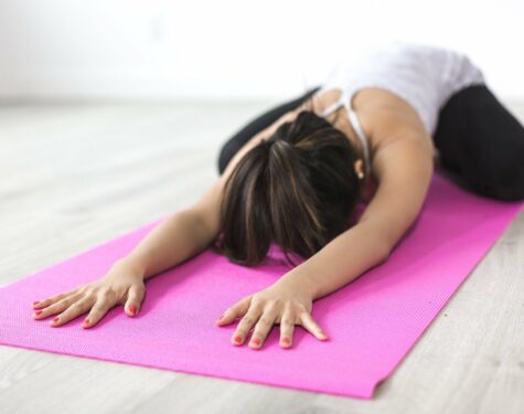 Working From Home? Try these Yoga Poses.